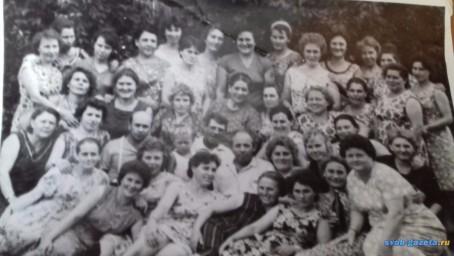 Работники пошивочных ателье г.Свободный
