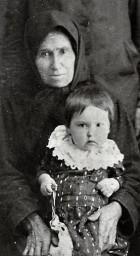Агафья Михайловна Мехедова (дев. Субарь)