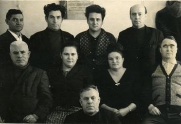 """""""Рембыббехника"""" (в прошлом - артель """"Труженик""""). Начало 1960-х гг."""