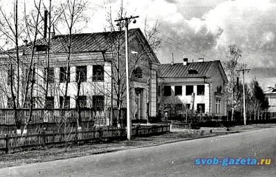 Школа №52. 1958 г