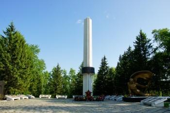 Площадь Победы. Мемориал Славы