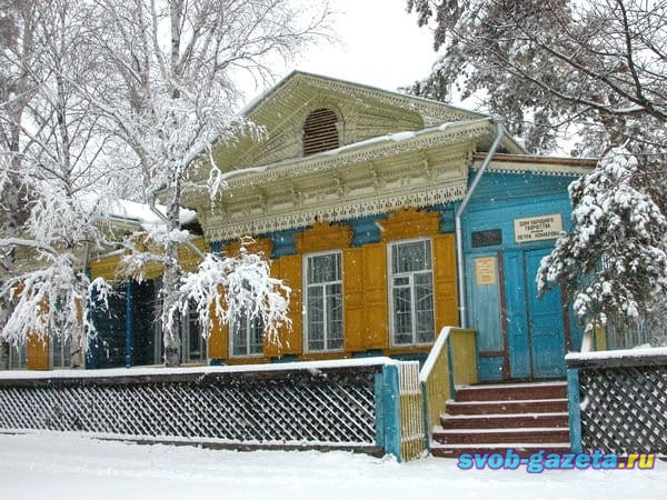 Дом народного творчества им. П.Комарова