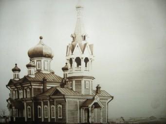 Город Алексеевск. Церковь