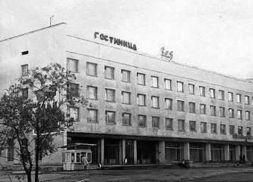 "Гостиница ""Зея"", 1975 г."