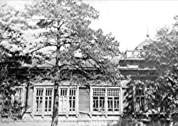 Горбольница, 1960-е гг.