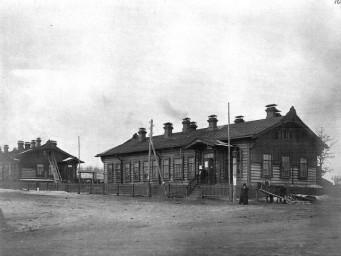 Центральное почтовое отделение - телеграф