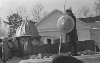 ЖД парк, конец 70-х гг.