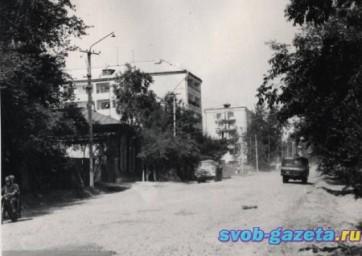 Улицы в центре