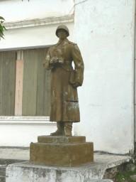 Статуя Офицера
