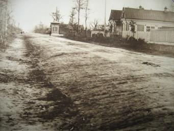 Одна из улиц Алексеевска