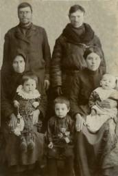 Первопоселенцы-основатели Суражевки
