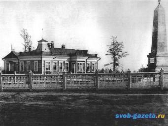 Алексеевское классное училище - школа им.Гондатти