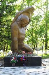 Мемориал. Солдат-Победитель
