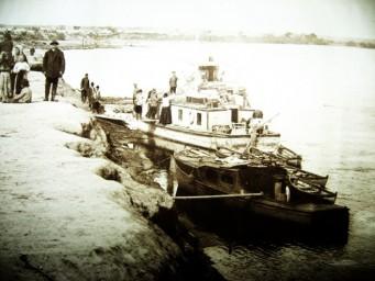 Транспорт. Суражевская пристань. 1920-е гг.