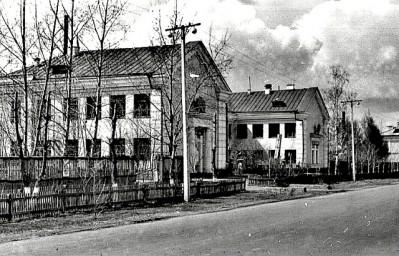 Школа №52. 1958 г.