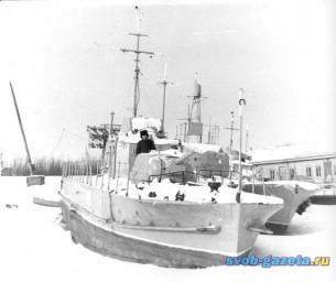 База КЮМ, зима 1980 г.
