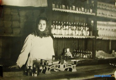 Сенченко Елена Ивановна в магазине № 5